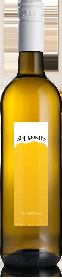Olaszrizling - Sol Montis