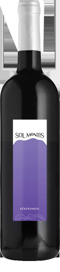 Kékfrankos - Sol Montis
